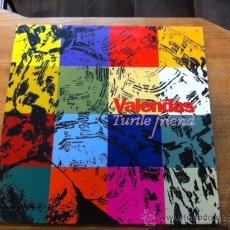 Discos de vinilo: LOS VALENDAS. TURTLE FRIEND. LP. Lote 37001084