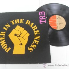Discos de vinilo: TOM ROBINSON BAND LP POWER IN THE DARKNESS MADE IN ENGLAND 1978. Lote 37001250