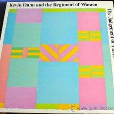 Discos de vinilo: KEVIN DUNN AND THE REGIMEN OF WOMEN, THE JUDGEMENT OF PARIS - LP VINILO. Lote 37010247