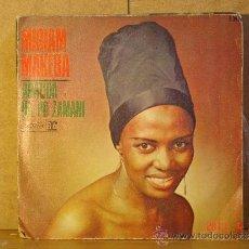 Dischi in vinile: MIRIAM MAKEBA - ABATIDA / HA PO ZAMANI - REPRISE-HISPAVOX H 349 - 1968. Lote 37011448