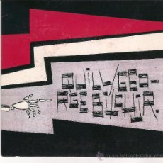 Discos de vinilo: QUILL GEORGE BITCH JR. - RIDE THE LIGHTNING! ( SINGLE 2004 REP CHECA , HARDCORE ). Lote 37019274