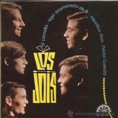 Discos de vinilo: EP-LOS JOIS-BERTA 1232-1967. Lote 37020023
