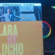 Discos de vinilo: LARA BY LUCHO / FULL DIMENSIONAL /LP CAPITOL ST-10237. Lote 37020974