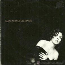Discos de vinilo: LIZA MINNELLI SINGLE SELLO EPIC AÑO 1989 EDITADO EN ESPAÑA . Lote 37027618