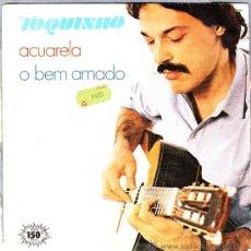 Discos de vinilo: TOQUINHO ACUARELA O BEN AMADO ARIOLA 1983. Lote 37056355