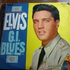 Discos de vinilo: LP DE VINILO DE ELVIS PRESLEY 1968. Lote 37069982