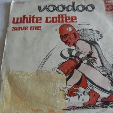 Discos de vinilo: WHITE COFFEE - VOODOO - FRANCE. Lote 37106286