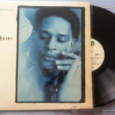 Discos de vinilo: LP AL JARREAU-HIGH CRIME-ESPAÑA-1984. Lote 37077800