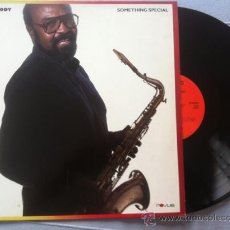 Discos de vinilo: LP JAMES MOODY-SOMETHING SPECIAL. Lote 37077982