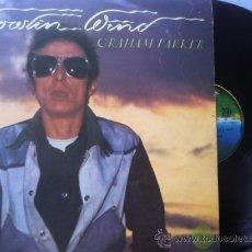 Discos de vinilo: LP GRAHAM PARKER-HOWLIN WIND. Lote 37078018