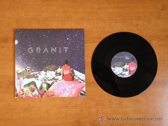 GRANIT (2012 GRAN NIT EDICIÓ LIMITADA 300 CÒPIES) (MP3 ANUNCI) (Música - Discos de Vinilo - EPs - Grupos Españoles de los 90 a la actualidad)