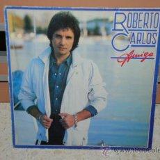 Discos de vinilo: DISCO VINILO LP ROBERTO CARLOS