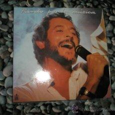 Discos de vinilo: +++LP-DOBLE-VINILO-JUAN PARDO-PARDO POR LA MUSICA-HISPAVOX-FUNDA-.. Lote 37115588