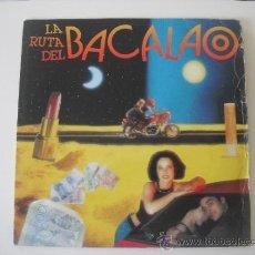 Disques de vinyle: LA RUTA DEL BACALAO. DOBLE LP. ARIOLA 1993.. HADDAWAY,DR. DJ CERLA,SNAP,DRALBAN ..... Lote 37133897