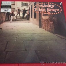 Discos de vinilo: MICKY Y LOS TONYS - ( LP REEDITION 180 GRAM ) SPANISH 60S FREAKBEAT. Lote 181024716