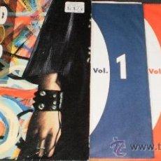 Dischi in vinile: LA EDAD DE ORO DEL POP ESPAÑOL TRIPLE LP ESPAÑA 1992. Lote 37119055