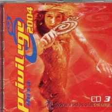 Discos de vinilo: PRIVILEGE IBIZA 2004 - VOL 3 / CHILLOUT (CD 2004). Lote 103697879