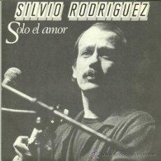 Discos de vinilo - SILVIO RODRIGUEZ SINGLE SELLO FONOMUSIC EDITADO EN ESPAÑA AÑO 1986 - 37128794