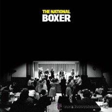 Discos de vinilo: LP THE NATIONAL BOXER VINILO AMARILLO ARCADE FIRE. Lote 102610855