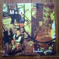Discos de vinilo: M-AK (KAKI ARKARAZO EX NEGU GORRIAK ) - BARKATU AMA . Lote 37137117