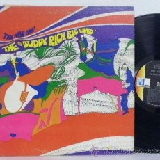 Discos de vinilo: BUDDY RICH / THE NEW ONE 1968 !! BUDDY RICH BIG BAND / ORIG. EDIT. USA !! EXCELENTE !!!!!!!!!!!!. Lote 37146698