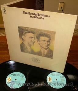 Discos de vinilo: everly brothers, end of an era !! DOBLE LP, 18 TEMAS !!!! ORIG EDT UK !! TODO EXC !!!!!!!!!!!!!! - Foto 2 - 37156941