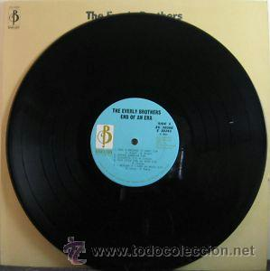 Discos de vinilo: everly brothers, end of an era !! DOBLE LP, 18 TEMAS !!!! ORIG EDT UK !! TODO EXC !!!!!!!!!!!!!! - Foto 3 - 37156941