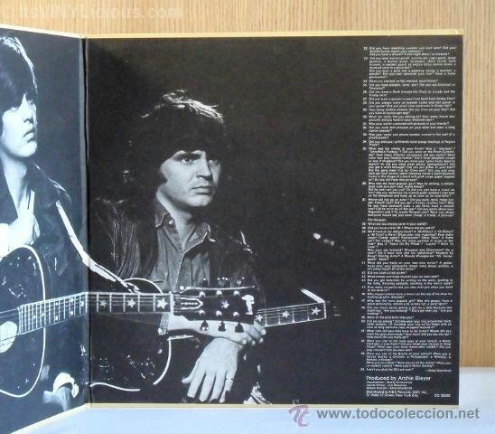Discos de vinilo: everly brothers, end of an era !! DOBLE LP, 18 TEMAS !!!! ORIG EDT UK !! TODO EXC !!!!!!!!!!!!!! - Foto 7 - 37156941