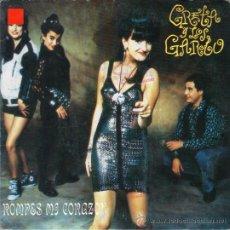 Discos de vinilo: SINGLE - GRETA Y LOS GARBO -