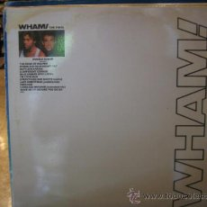 Discos de vinilo: C25 LP 1982-1986 WHAM! THE FINAL. Lote 37169324