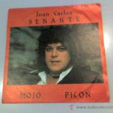 Discos de vinilo: JUAN CARLOS SENANTE - MOJO PICON - JOSE LUIS EL BORRACHITO - 1982 - EXPLOSIÓN . Lote 37207616