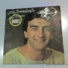 Discos de vinilo: JOAN BAPTISTA HUMET - Y TU DISIMULANDO - LUZ DE GAS - 1982 - RCA. Lote 37238720