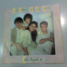 Discos de vinilo: LOS CHICOS DE LA BAHIA - HAS LLEGADO TU - 1982 - EPIC. Lote 37284604