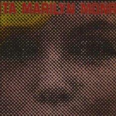 Discos de vinilo: LP-CANTA MARILYN MONROE-20TH CENTURY-ESPAÑA 1973-CON LIBRETO-MOVIEPLAY-PORTADA ABIERTA. Lote 37179856