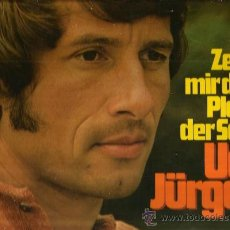 Discos de vinilo: LP UDO JURGENS - ZEIG MIRDEN PLATZ AN DER SONNE . Lote 37180883