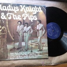 Discos de vinilo: GLADYS KNIGHT & THE PIPS - GLADYS KNIGHT & THE PIPS (LP, COMP) UK . Lote 37187965