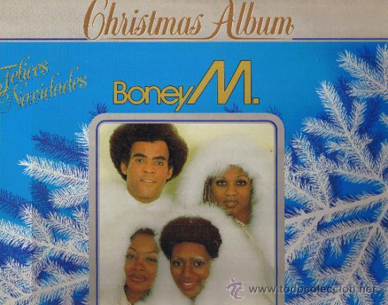 Boney M Christmas Album.Boney M Christmas Album Foto Adicional