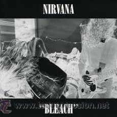 Discos de vinilo: LP NIRVANA BLEACH VINILO+MP3 REMASTERED 2009. Lote 114863780