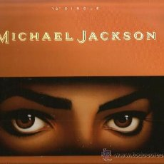 Discos de vinilo: 2 MAXIS MICHAEL JACKSON : IN THE CLOSET MIXES 2 + BLACK OR WHITE. Lote 37203025