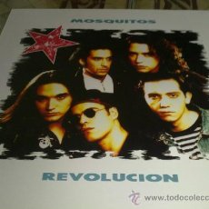 Discos de vinilo: VINILO LP MUSICA - MOSQUITOS REVOLUCION. Lote 37206498