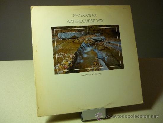 SHADOWFAX WATERCOURSE WAYVINILO LP (Música - Discos - LP Vinilo - Pop - Rock - Extranjero de los 70)
