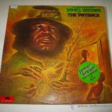 Discos de vinilo: LP JAMES BROWN, THE PAYBACK.. Lote 290032248