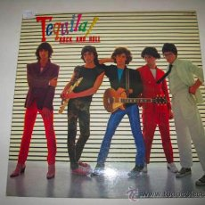 Discos de vinilo: LP TEQUILA, ROCK AND ROLL.. Lote 37230570