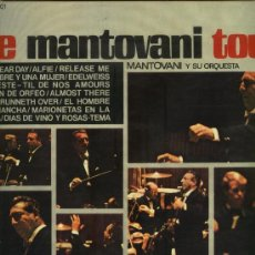 Discos de vinilo: MANTOVANI Y SU ORQUESTA - THE MANTOVANI TOUCH . Lote 37215354