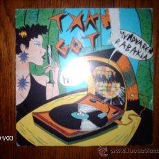 Discos de vinilo: TXANGOT - HIRI + MUNDUAREN ERABAKIA. Lote 37218142