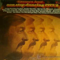 Discos de vinilo: VINILO LP MUSICA - JAMES LAST - NON STOP DANCING 1977. Lote 37224867