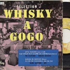 Discos de vinilo: EP 45 RPM / THE DIAMONS-HENRY SALVADOR -BEN -ONESIME GROSBOIS // EDITADO POR BARCLAY. Lote 37225506