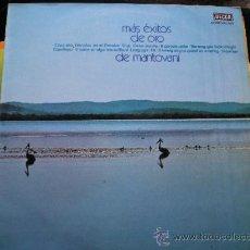 Discos de vinilo: LP - MANTOVANI - MAS EXITOS DE ORO - ORIGINAL ESPAÑOL, DECCA 1981. Lote 37226204
