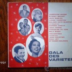 Discos de vinilo: GALA DES VARIETES - L´ORCHESTRE PAUL JOY + 11. Lote 37234874
