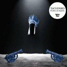 Discos de vinilo: LP TACHENKO EL AMOR Y LAS MAYORIAS( VINILO + CD) EL NIÑO GUSANO. Lote 43800017